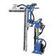 vineyard vine trimmer / tractor-mounted / hydraulic / vertical