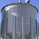 grain silo / for animal feed / metal / hopper