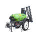 trailed sprayer / folding arms / high ground clearance