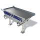 fruit conveyor / for vegetables / belt / vibrating
