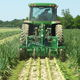 onion haulm topper / 4-row