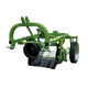 potato harvester / tractor-mounted / 1-row / single-row