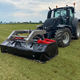 drum mower / mounted / front-mount / PTO-driven