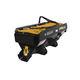 horizontal feed mixer / mounted