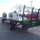 flatbed trailer / 2-axle / agricultural / for bale