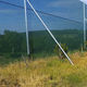 wind protection netting / HDPE / for farm buildings