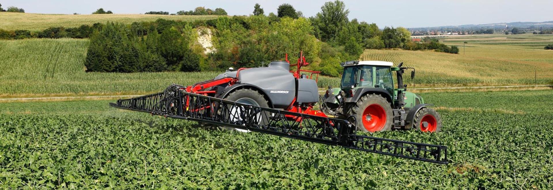 HORSCH Leeb 4 AX makes Cereals debut