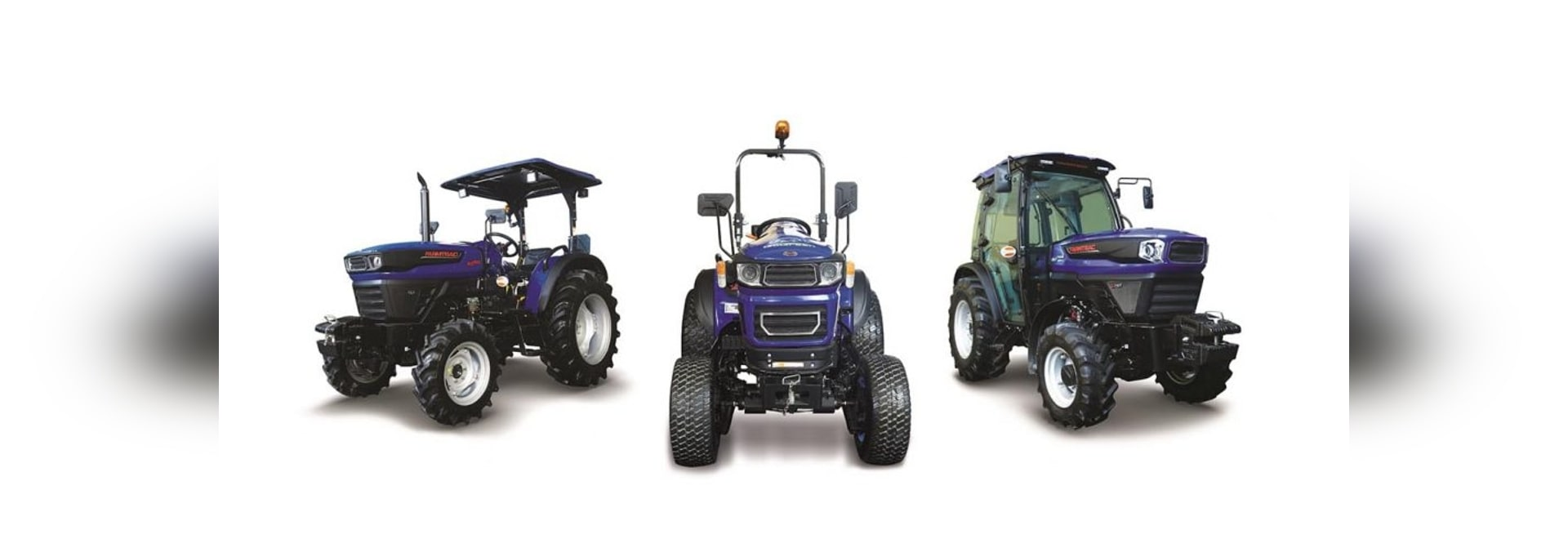 LAMMA UK launch pad for Farmtrac