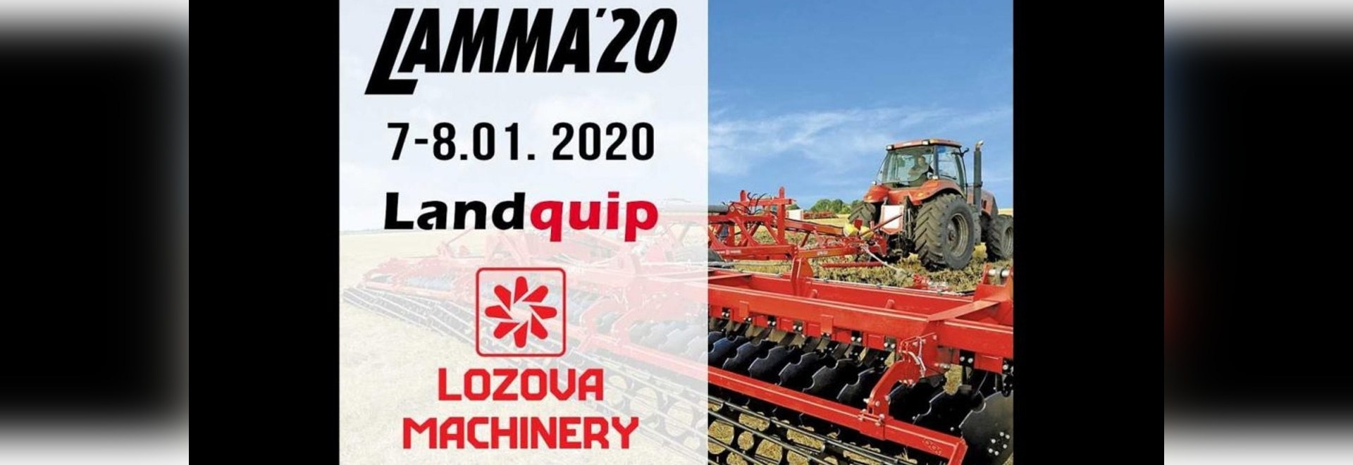 LOZOVA MACHINERY targets the UK market
