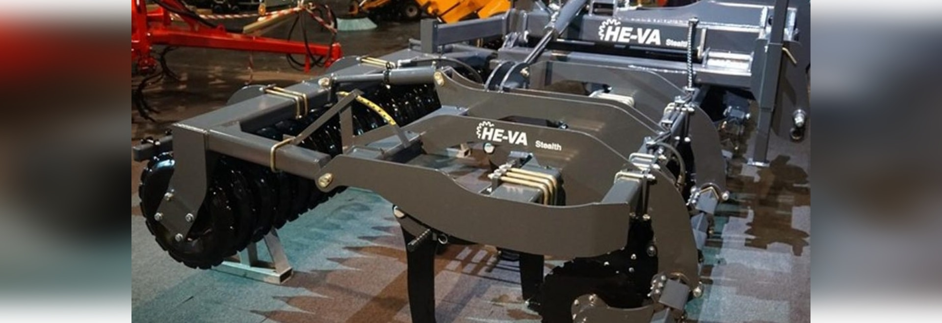 OPICO to launch new HE-VA subsoiler at LAMMA 2020