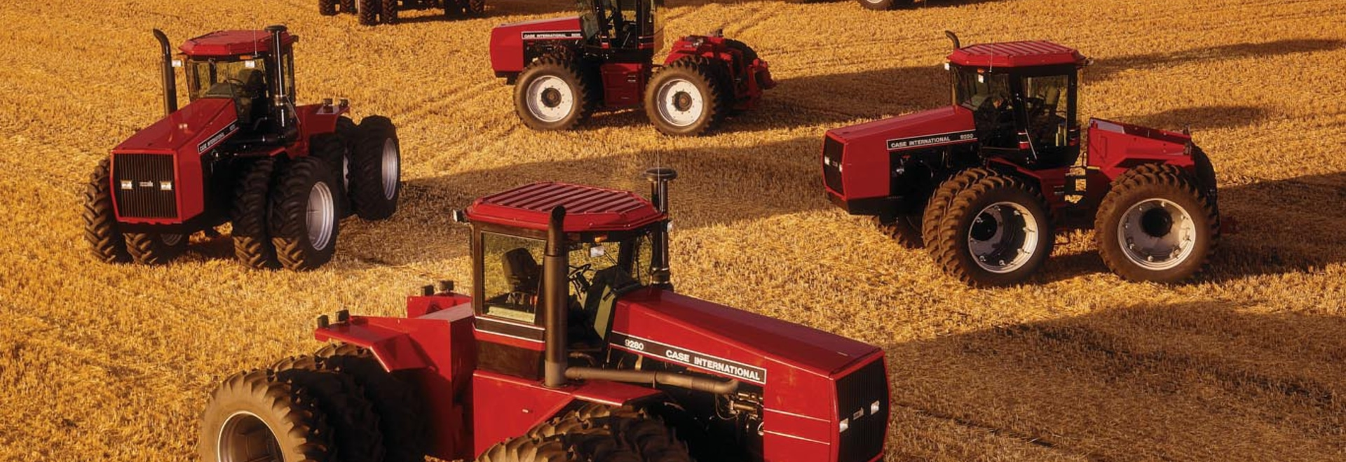 Steiger family's induction into Agricultural Equipment Manufacturers' Hall of Fame