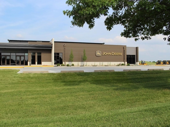 John Deere completes construction on new forestry training facility