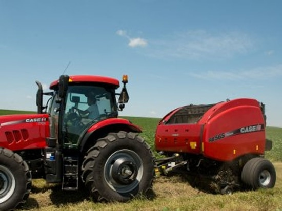 WHAT IS THE RETAINED VALUE OF ROUND BALERS?
