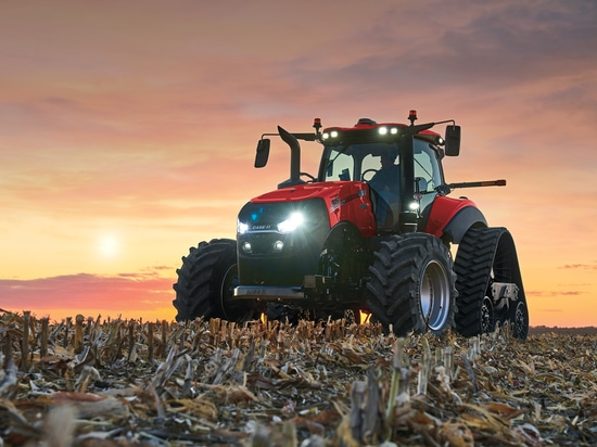 Iveco division's returns have long trailed agricultural arm. ( Case IH )