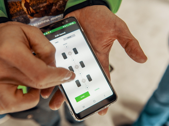 Nokian Tyres unveils digital tire monitoring system