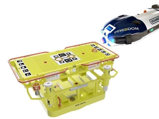 Underwater Intervention Drone (UID™) technology demonstration days 2019