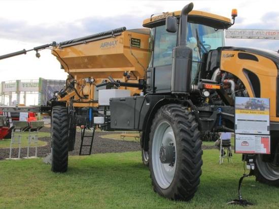 Technology influences modern fertilizer application