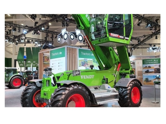Fendt takes the wraps off a new breed of machine