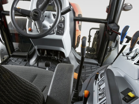 Pics: Valtra ups the ante in new 5th generation A Series