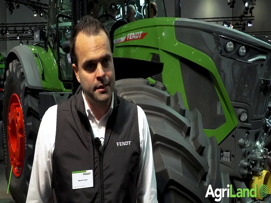 AgriLand checks out this 'Fendt' telescopic handler