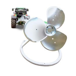 agitatore verticale / su presa di forza / idraulico