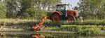 trinciatrice rotante agricola