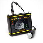 ecografo veterinario portatile / per animali di piccola taglia / per cani