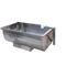 abbeveratoio per mucche / a canale / in metallo / multiaccessoAQUATHERMPOLANES Ltd.