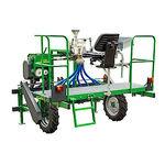 取り付け式施肥機 / ドライ / プロット