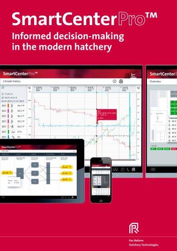 SmartCenterPro™ Hatchery Information System - Pas Reform Hatchery