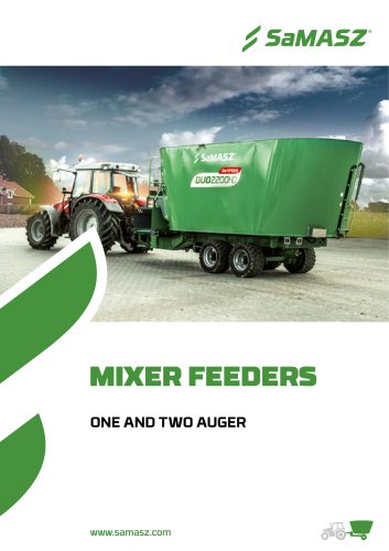 MIXER FEEDERS