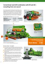 HAND in HAND 50 YEARS OF AMAZONE SEED DRILL COMBINATIONS - Amazone Ltd. - 4