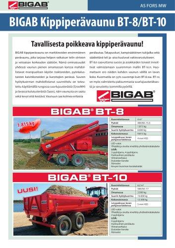 BIGAB BT-8, BT-10