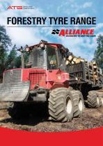 FORESTRY TYRE RANGE