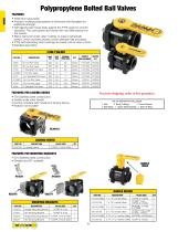 BANJO liquid Handing Products - 6
