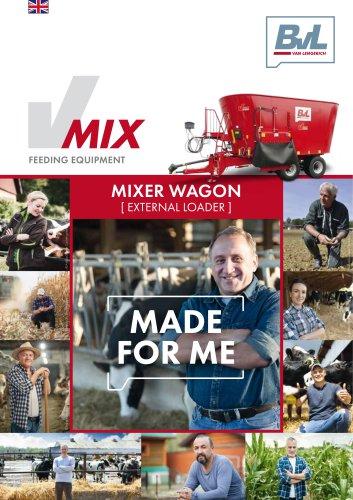 V-MIX feeding equipment