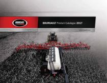 BOURGAULT Product Catalogue 2017
