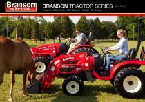 BRANSON  TRACTOR SERIES - 1