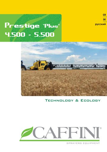 Prestige Plus 4500-5500