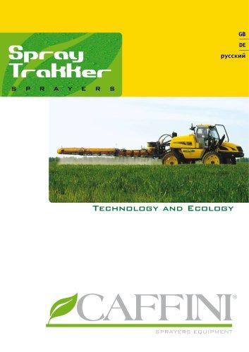 Spray Trakker 2000 LH