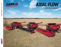 Axial-Flow Combine Headers
