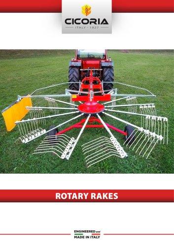 Rotary Rakes