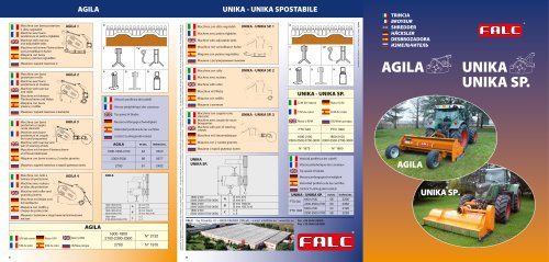 AGILA/UNIKA/UNIKA SP.