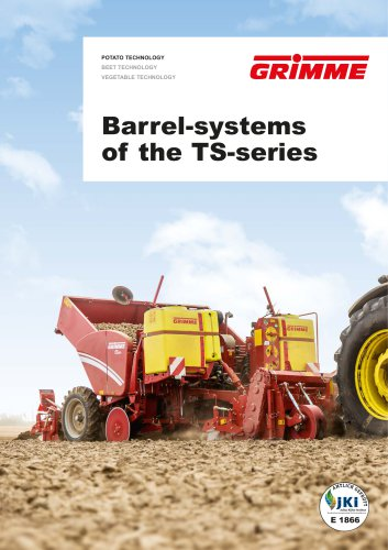 Barrel-systems of the TS-series