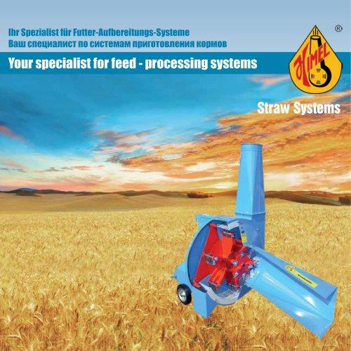 straw systems