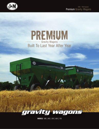 Gravity Wagons