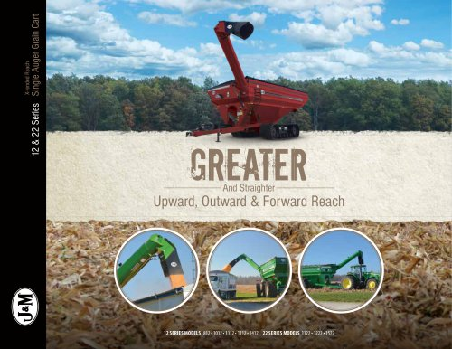 X-Tended Reach Grain Cart