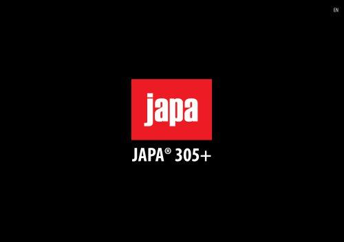 JAPA® 305+