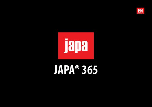 JAPA® 365