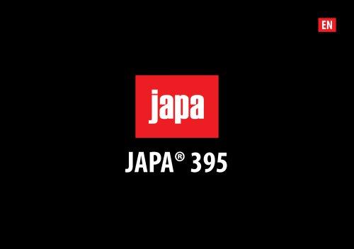 JAPA® 395
